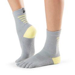 chaussettes de sport Toesox à orteils séparés pour la randonnée, la course à pied - Stelvoren