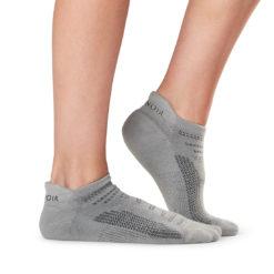chaussettes de sport spinning Tavi Noir - Stelvoren