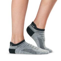 chaussettes de sport Tavi Noir - Stelvoren