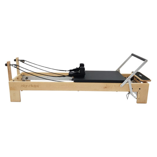 Reformer M2-Pro de Align-Pilates - Stelvoren