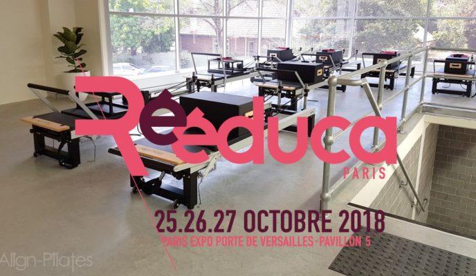 Stelvoren au salon REEDUCA du 25 au 27 octobre 2018