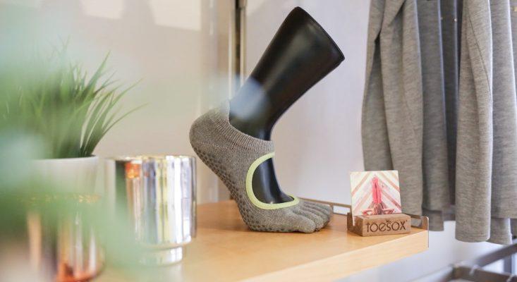 Achat en gros de chaussettes de Pilates et Yoga