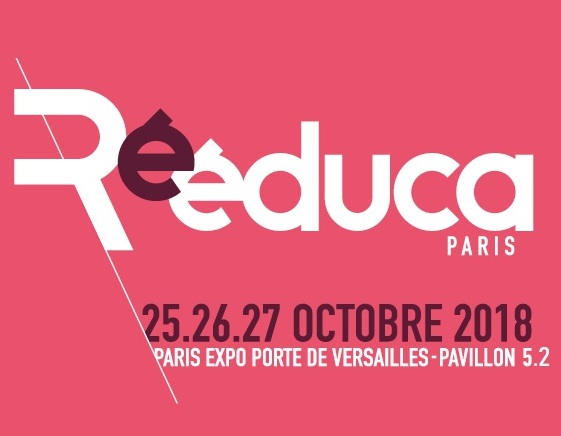 REEDUCA 2018 - STAND B014 HALL 5.2