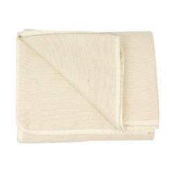 couverture de yoga sans couture 100% coton natural - Stelvoren