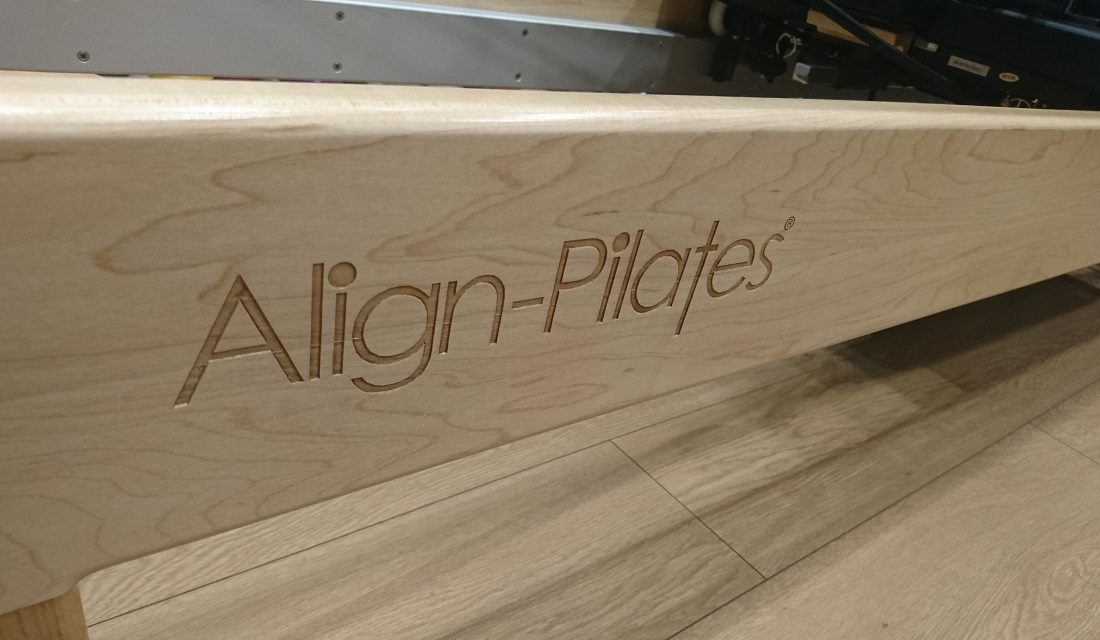 Le Reformer Pilates M2 Pro de Align-Pilates