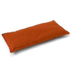 Coussin pour banc de méditation orange - Stelvoren