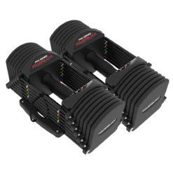 PowerBlock Pro 32 - Haltères ajustables 2 à 15kg
