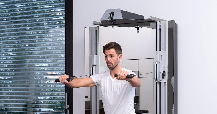 Exercices avec Presse FreeMotion Câble