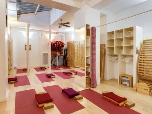 Le Studio Yoga République