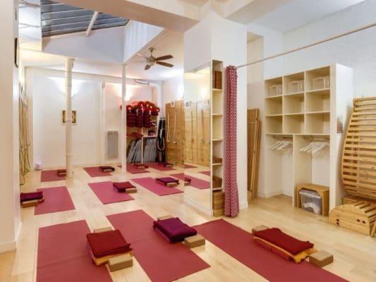 Le Studio Yoga République