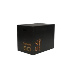 PLyo Box Teinté Noir pour la cross-training - Stelvoren
