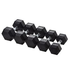 Haltères Hexagonales Diamond 1kg - Stelvoren