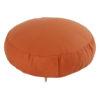 Petit coussin de méditation plat Orange - Stelvoren