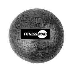 Medecine Ball PVC Noir - Stelvoren