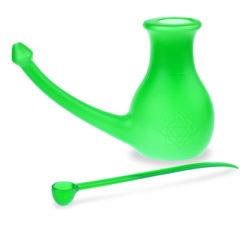 Nosebuddy Neti Pot Vert - Stelvoren