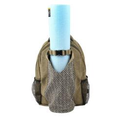 Sac à dos pour tapis de yoga 6mm - Stelvoren