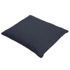 Coussin pour genoux en coton anthracite - Stelvoren