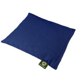 coussin pour genoux en coton bleu - Stelvoren