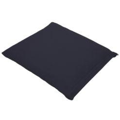 Coussin pour genoux en coton Noir - Stelvoren