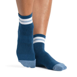 chaussettes antidérapantes Sara Blue - Stelvoren