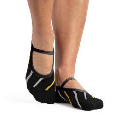 chaussettes antidérapantes Izzy Black - Stelvoren
