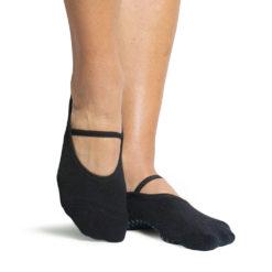 chaussettes antidérapantes Karina Black - Stelvoren