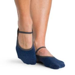 chaussettes antidérapantes Piper Indigo - Stelvoren