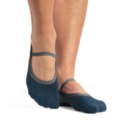 chaussettes antidérapantes Piper Blue - Stelvoren