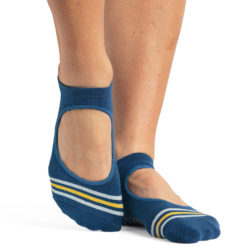 chaussettes antidérapantes Mandy Teal Multi - Stelvoren