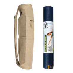 Kit de Yoga Warrior avec sac beige Yoga-Mad