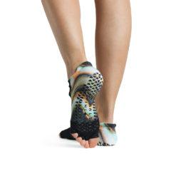 chaussettes yoga et pilates à orteils - Stelvoren