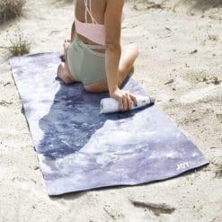 Tapis Yoga de voyage et en caoutchouc - Stelvoren