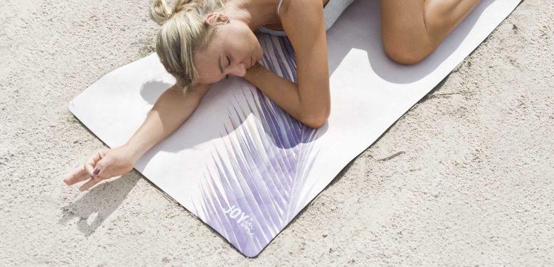 Yoga Mat Natural Rubber - Stelvoren