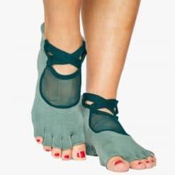 chaussettes orteils séparés antidérapantes - Stelvoren