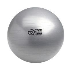 Swiss ball 75cm pour assise et entraînement à la maison - Stelvoren