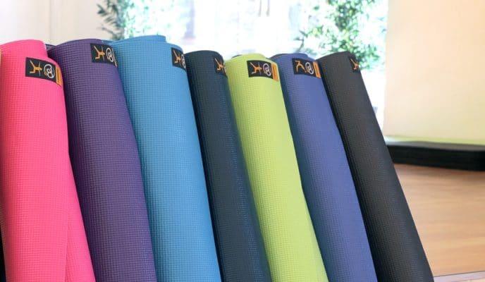 Quels sont les meilleurs tapis de Yoga