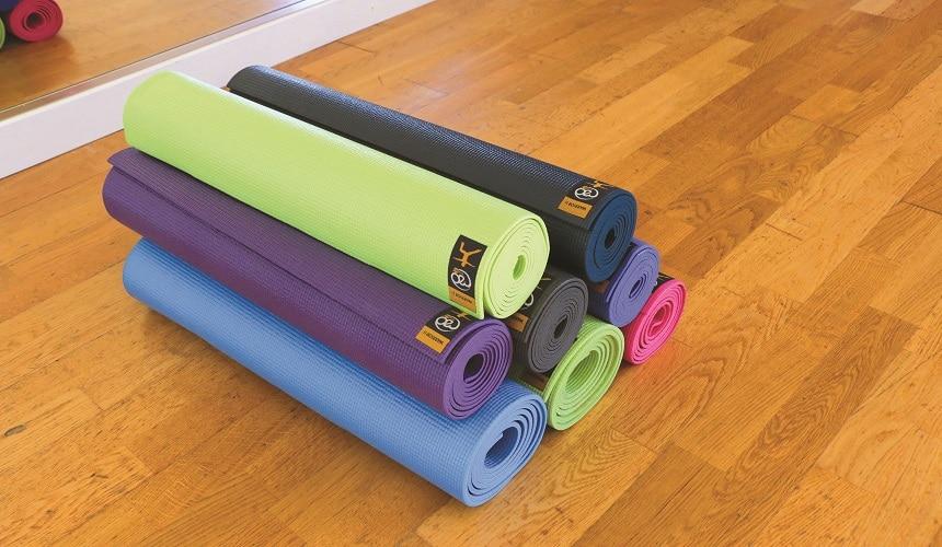 Tapis de Yoga en PVC