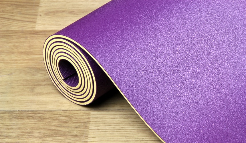 Tapis de Yoga en Latex naturel - Stelvoren