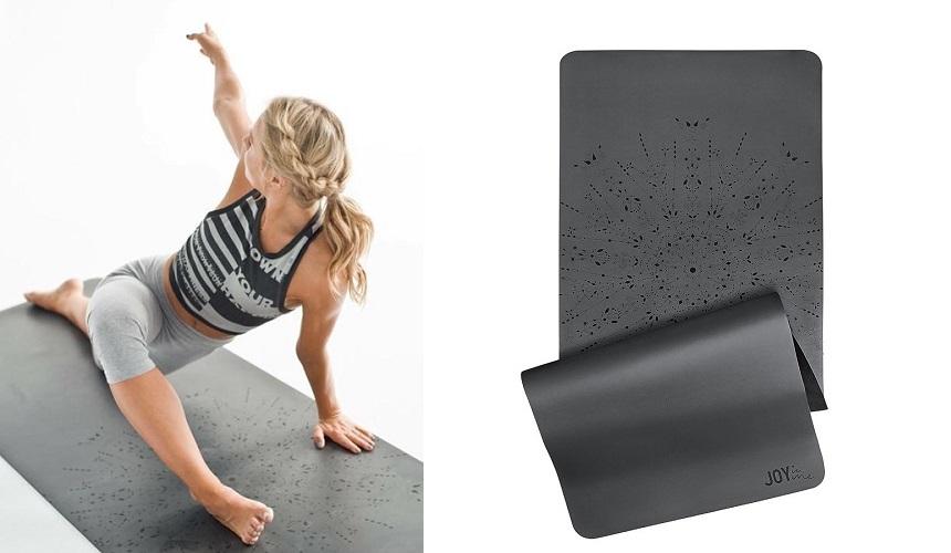 Tapis de yoga très antidérapants en caoutchouc