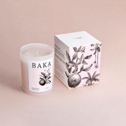 Bougie de soja BAKA - Stelvoren