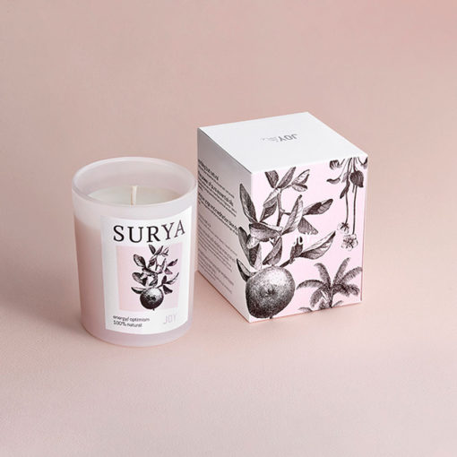 bougie de soja surya - Stelvoren